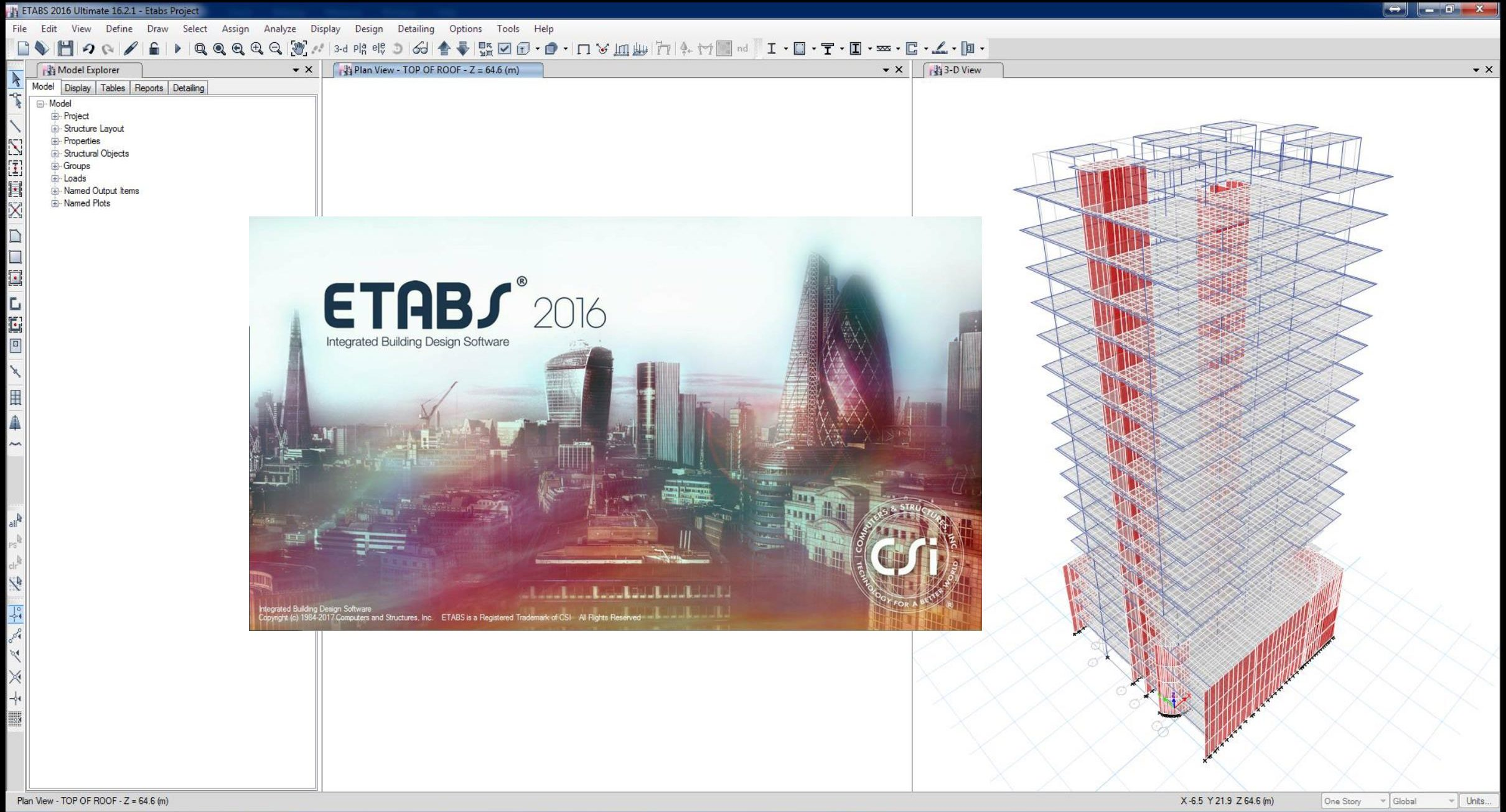 ETABS Modeling Made Easy | | The Structural World