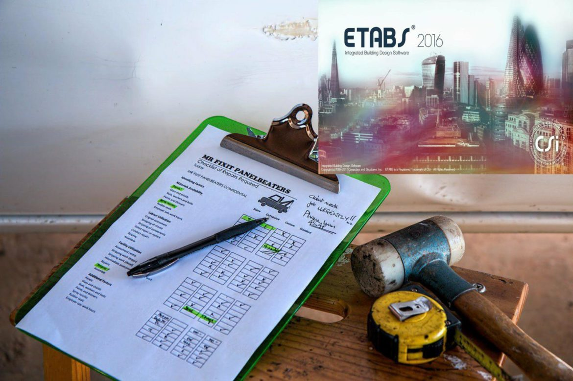 ETABS Checklists for Beginners | | The Structural World