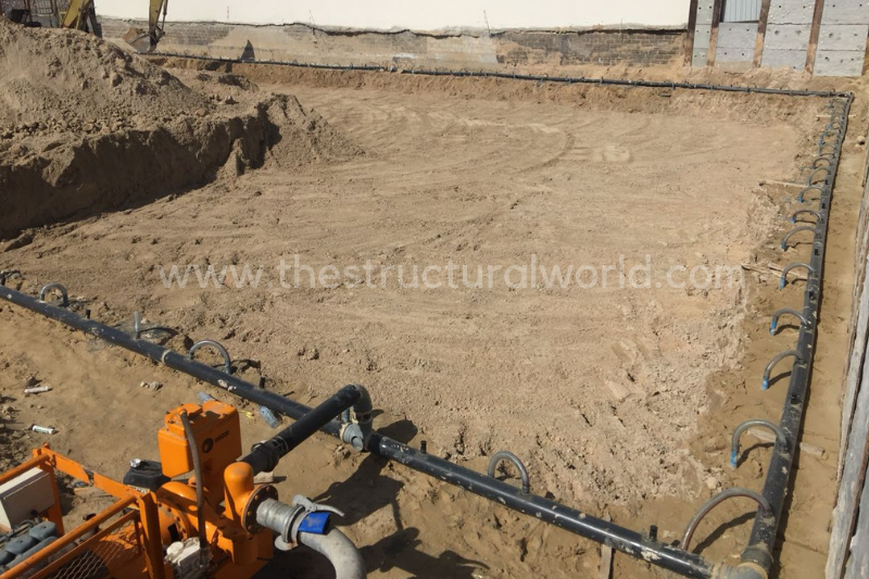 Method Statement for Dewatering Works | | The Structural World