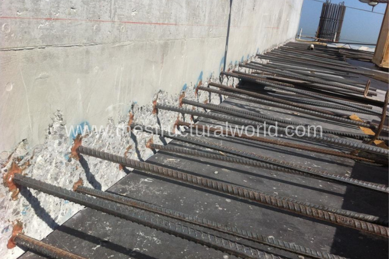 Method Statement for Post-Fixed Rebar | The Structural World